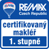 Certifikovaný realitní makléř 1. stupně